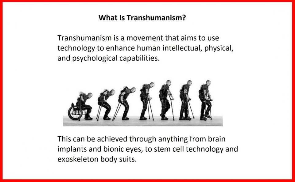 what-transhumanism