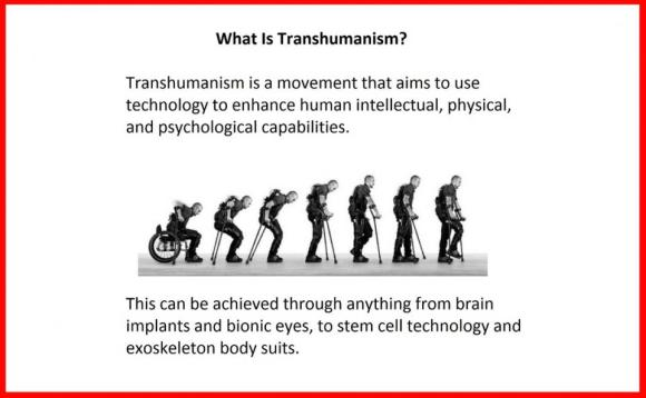 what-transhumanism